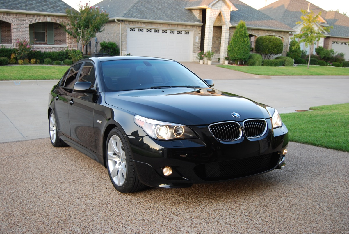 E60 E61 Fs Real Clean 2005 545i M Sport