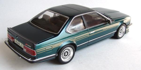 BMW Build Sheet >> Fujimi 1/24 ALPINA B7 Turbo Coupe