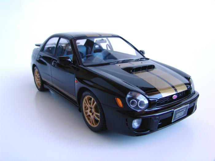 Subaru WRX STi (轉貼)