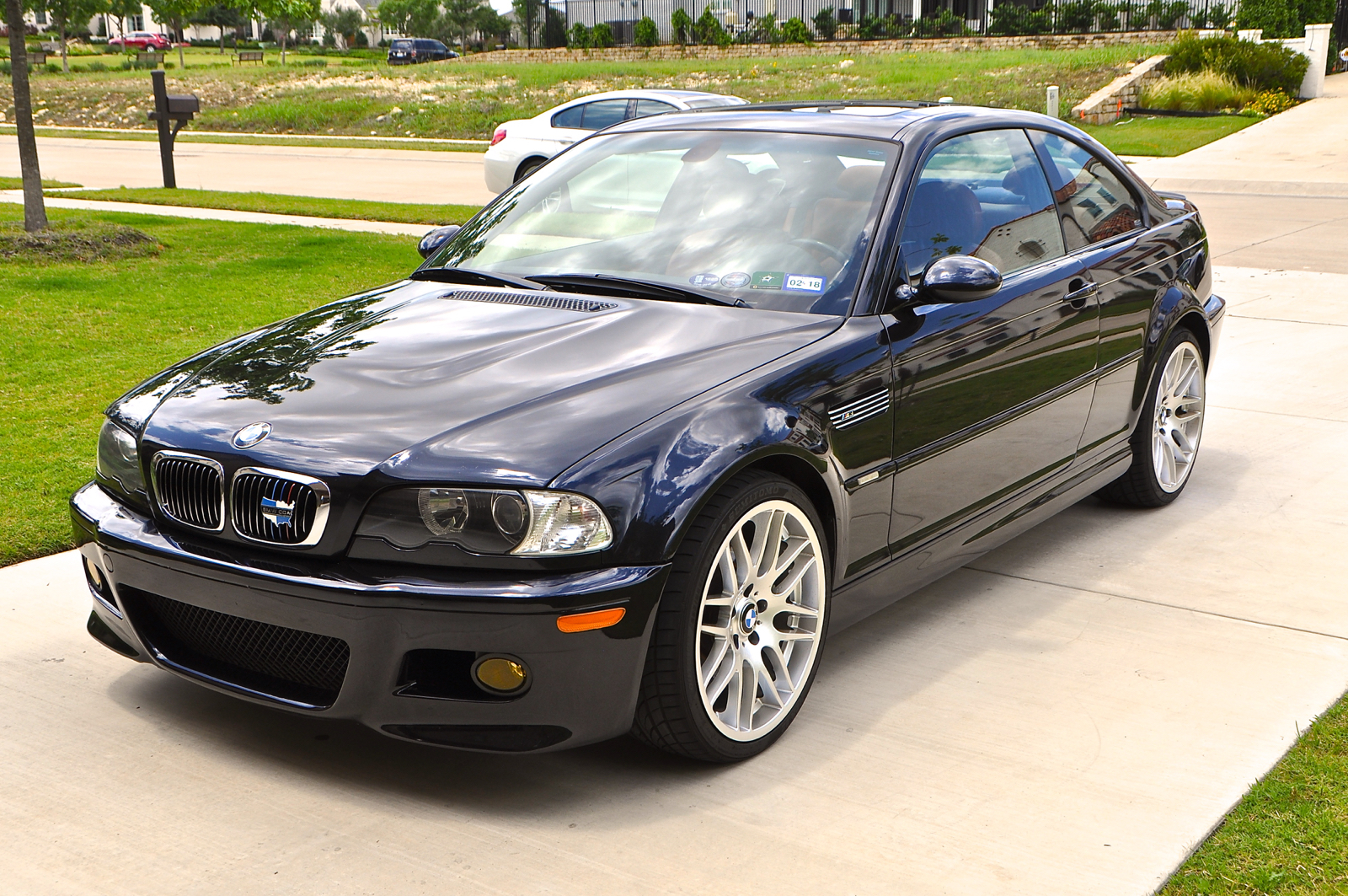 e46 ultimate driving machine 2003 e46 m3 coupe carbon. Black Bedroom Furniture Sets. Home Design Ideas
